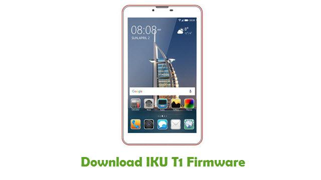 Download IKU T1 Stock ROM