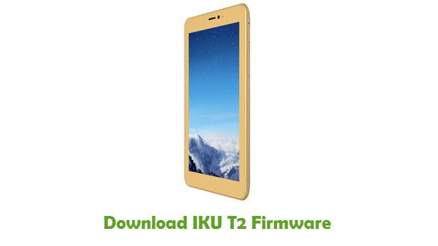Download IKU T2 Stock ROM