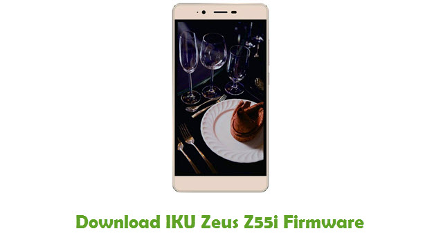 Download IKU Zeus Z55i Stock ROM