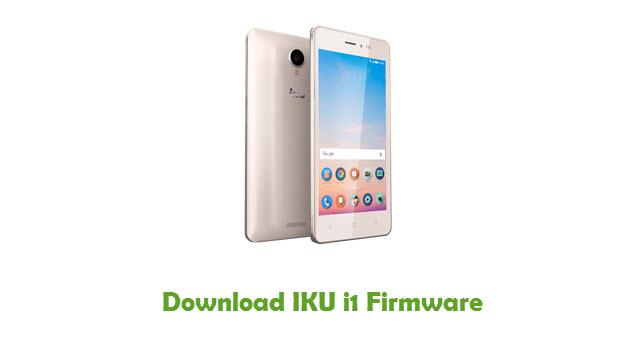 IKU i1 Stock ROM
