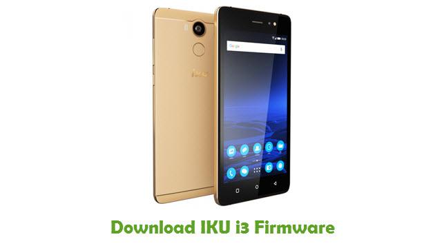 Download IKU i3 Stock ROM