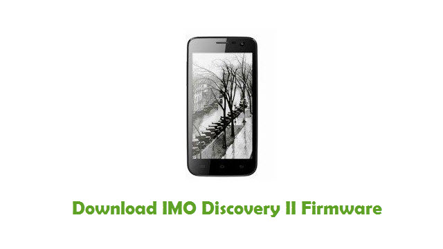 IMO Discovery II Stock ROM