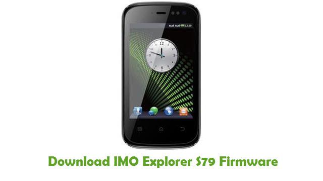 Download IMO Explorer S79 Stock ROM