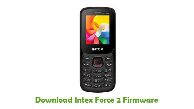 Intex Force 2 Stock ROM