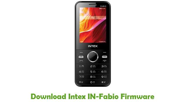 Intex IN-Fabio Stock ROM