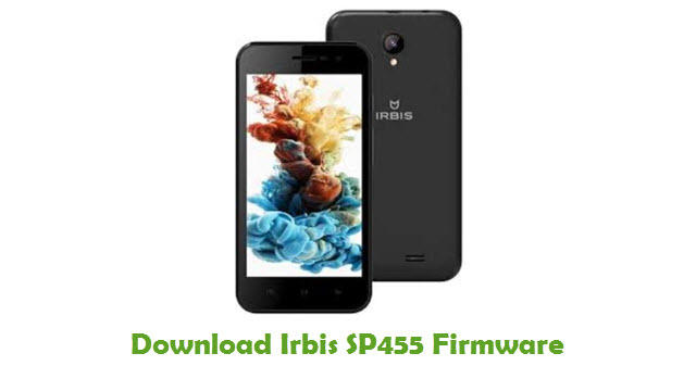 Irbis SP455 Stock ROM