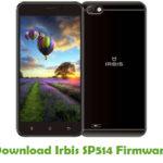 Irbis SP514 Firmware