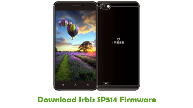 Download Irbis SP514 Stock ROM