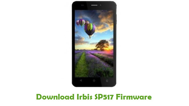 Irbis SP517 Stock ROM