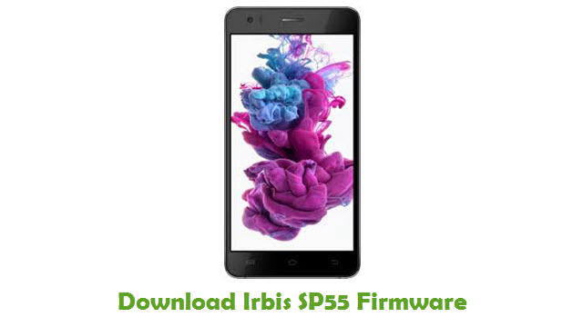 Irbis SP55 Stock ROM