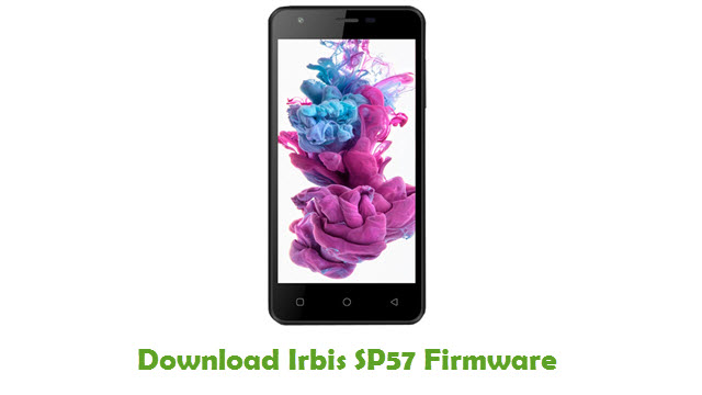 Irbis SP57 Stock ROM