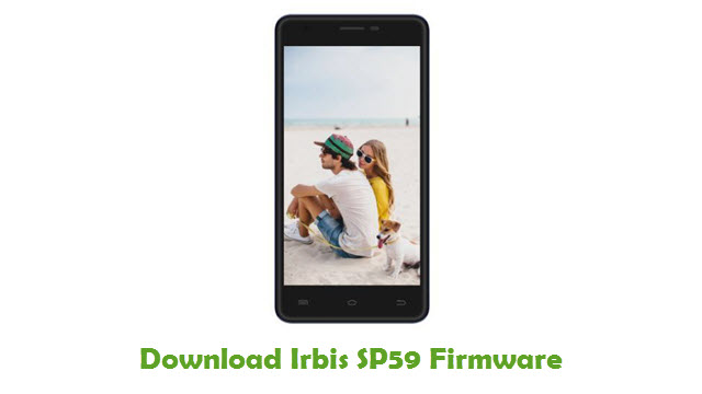 Irbis SP59 Stock ROM