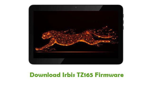 Irbis TZ165 Stock ROM
