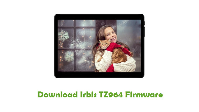 Download Irbis TZ964 Stock ROM