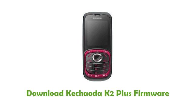 Download Kechaoda K2 Plus Stock ROM