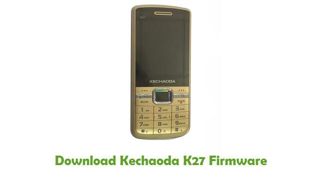 Download Kechaoda K27 Stock ROM