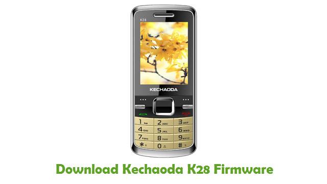 Kechaoda K28 Stock ROM