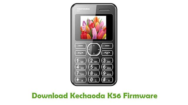 Download Kechaoda K56 Stock ROM