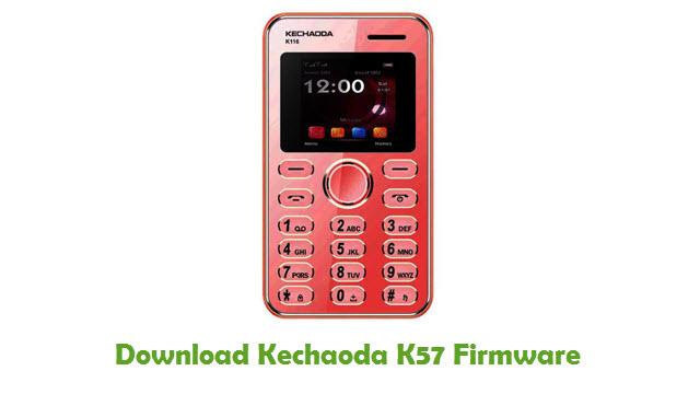 Download Kechaoda K57 Stock ROM