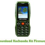 Kechaoda K6 Firmware