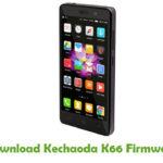 Kechaoda K66 Firmware
