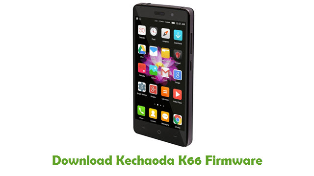 Download Kechaoda K66 Stock ROM