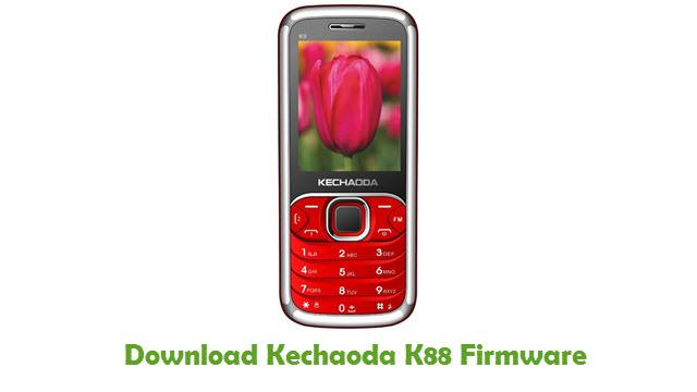 Kechaoda K88 Stock ROM