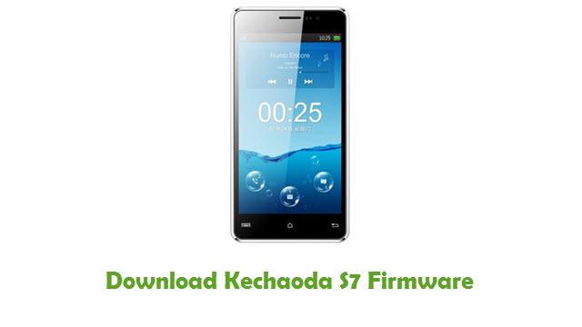 Kechaoda S7 Stock ROM