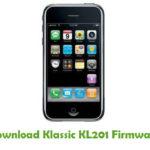 Klassic KL201 Firmware