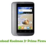 Koolmex J7 Prime Firmware