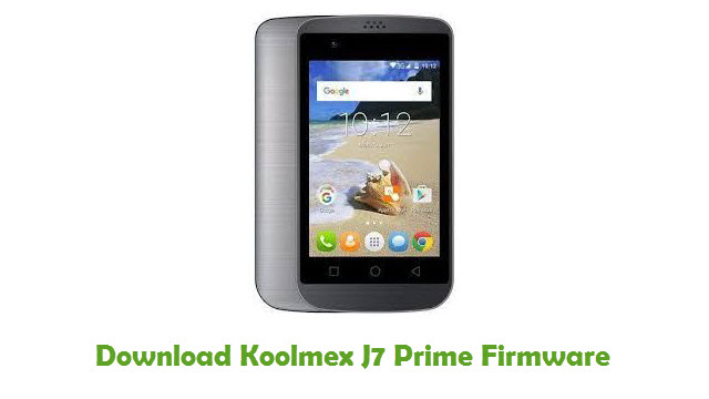 Koolmex J7 Prime Stock ROM