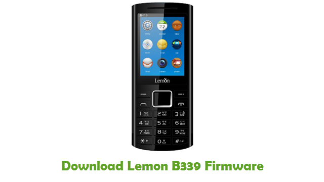 Download Lemon B339 Firmware