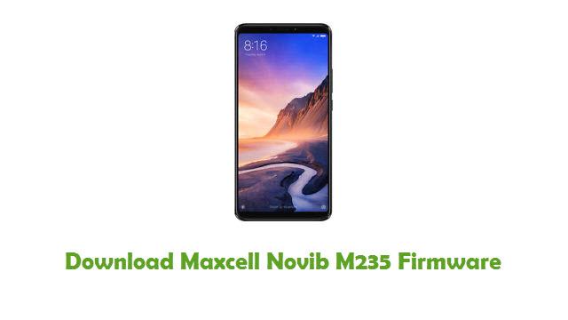 Download Maxcell Novib M235 Stock ROM