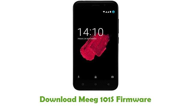 Download Meeg 101S Stock ROM