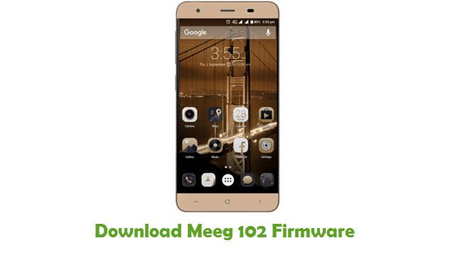 Download Meeg 102 Stock ROM