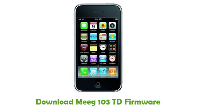Download Meeg 103 TD Stock ROM
