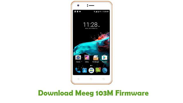 Download Meeg 103M Stock ROM
