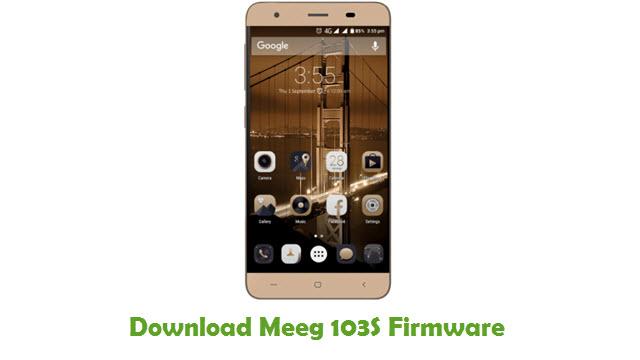 Download Meeg 103S Stock ROM