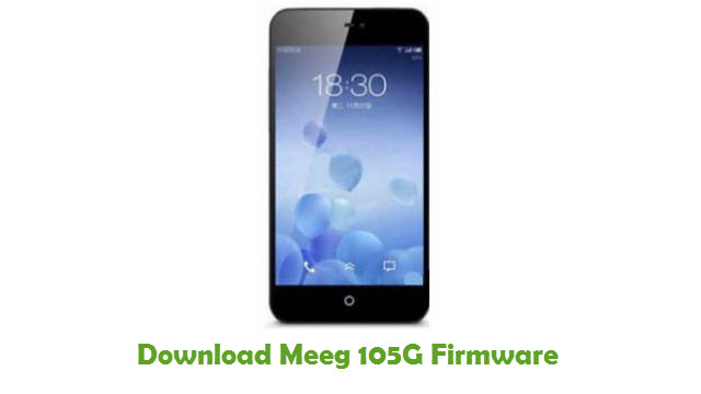 Download Meeg 105G Stock ROM