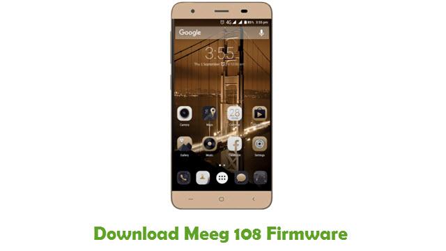 Meeg 108 Stock ROM