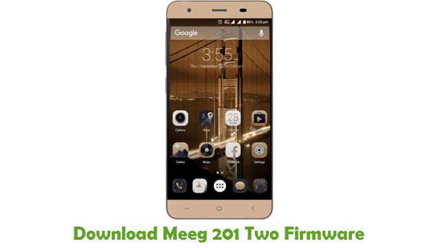 Download Meeg 201 Two Stock ROM