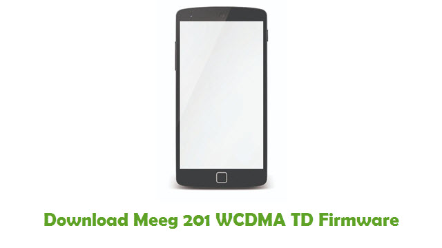 Download Meeg 201 WCDMA TD Stock ROM