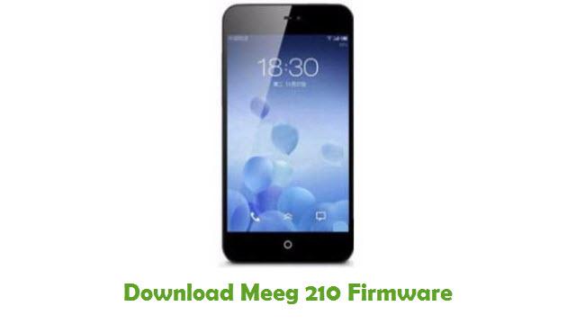 Meeg 210 Stock ROM
