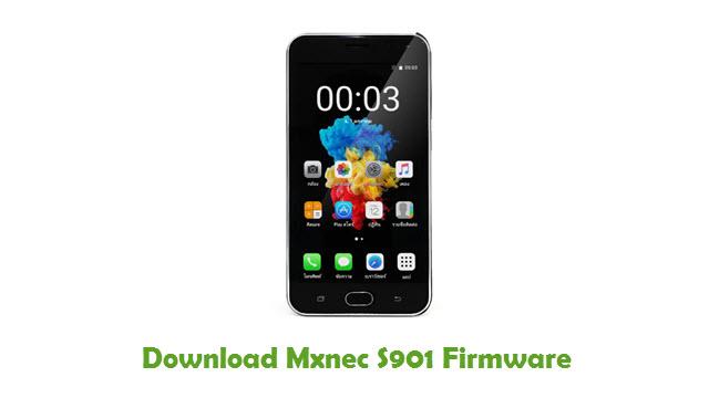 Mxnec S901 Stock ROM