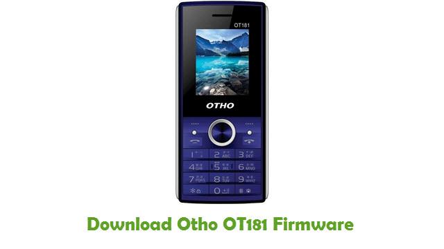 Download Otho OT181 Stock ROM