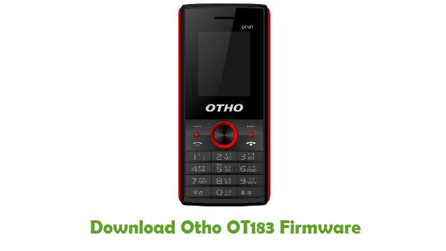 Otho OT183 Stock ROM