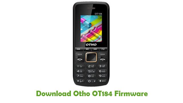 Otho OT184 Stock ROM