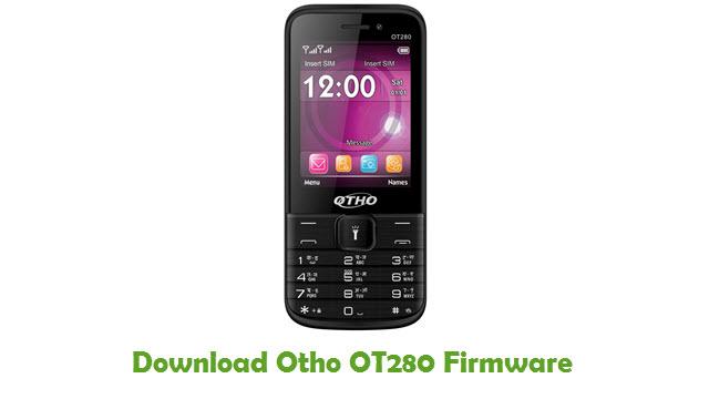 Otho OT280 Stock ROM