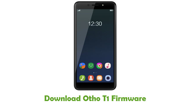 Download Otho T1 Stock ROM