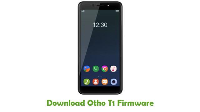 Otho T1 Stock ROM